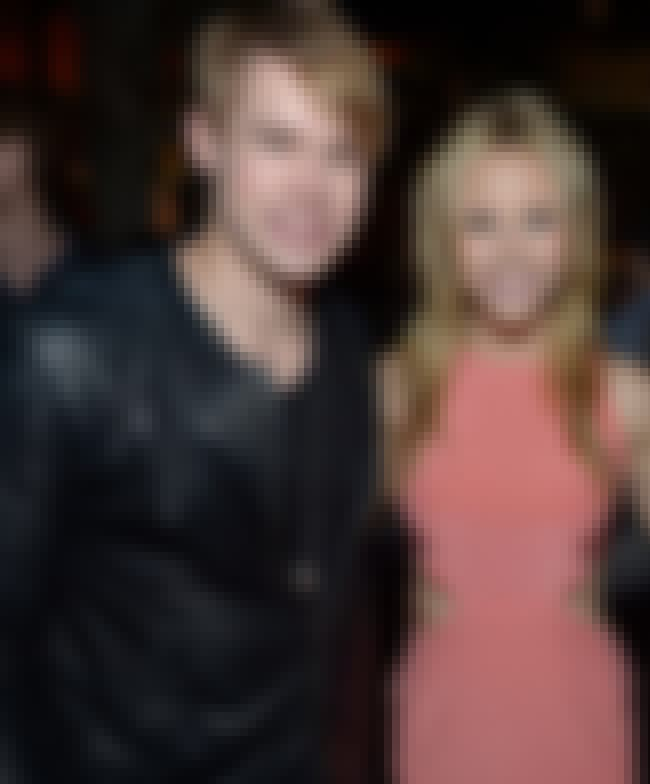 Chord Overstreet is listed (or ranked) 2 on the list Halston Sage Loves and Hookups