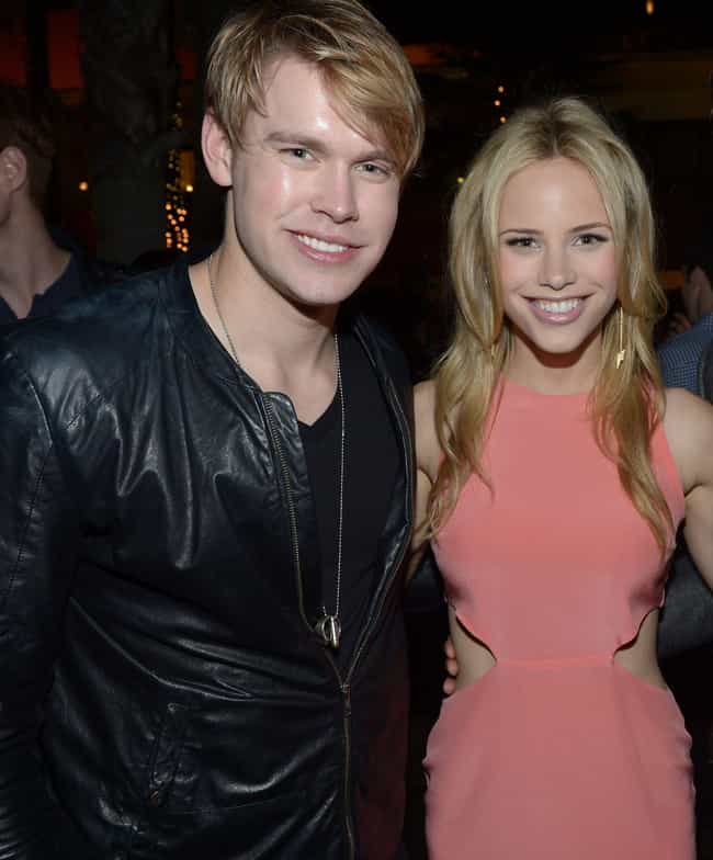 Chord Overstreet is listed (or ranked) 3 on the list Halston Sage Loves and Hookups