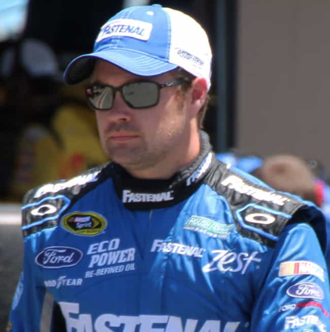 Ricky Stenhouse, Jr. is listed (or ranked) 4 on the list NASCAR Drivers Who Are Single