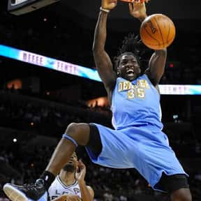 Kenneth Faried is listed (or ranked) 11 on the list The Best Denver Nuggets Power Forwards of All Time