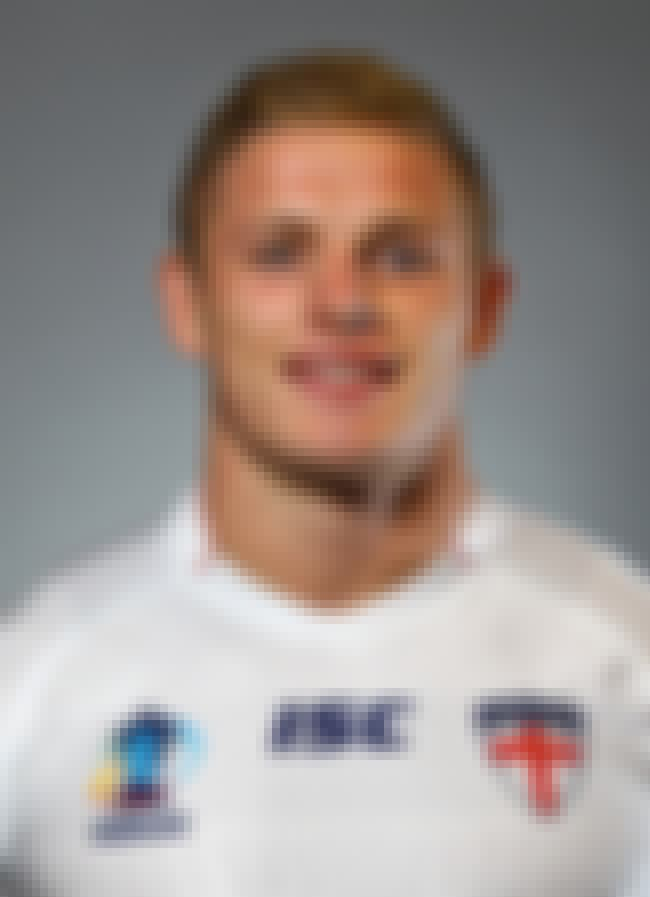 George Burgess is listed (or ranked) 6 on the list Famous Rugby Players from England