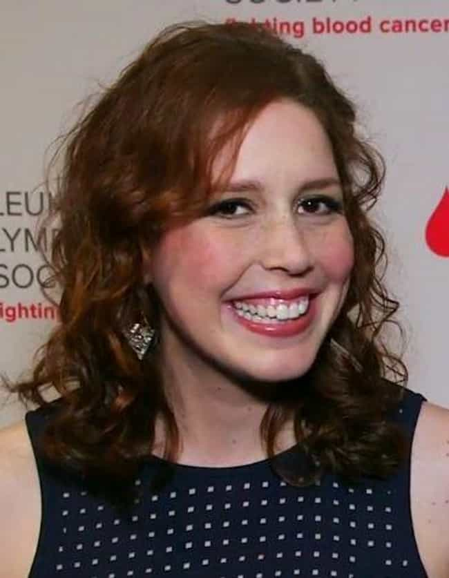 Vanessa Bayer is listed (or ranked) 1 on the list Famous People Who Survived Leukemia