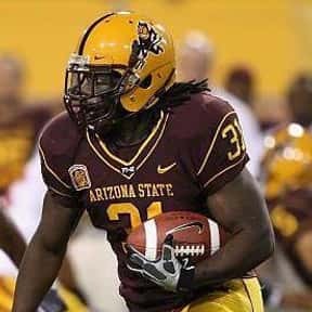 Dimitri Nance is listed (or ranked) 24 on the list The Best Arizona State Sun Devils Running Backs of All Time