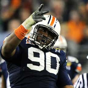 Nick Fairley is listed (or ranked) 10 on the list The Best Auburn Football Players of All Time