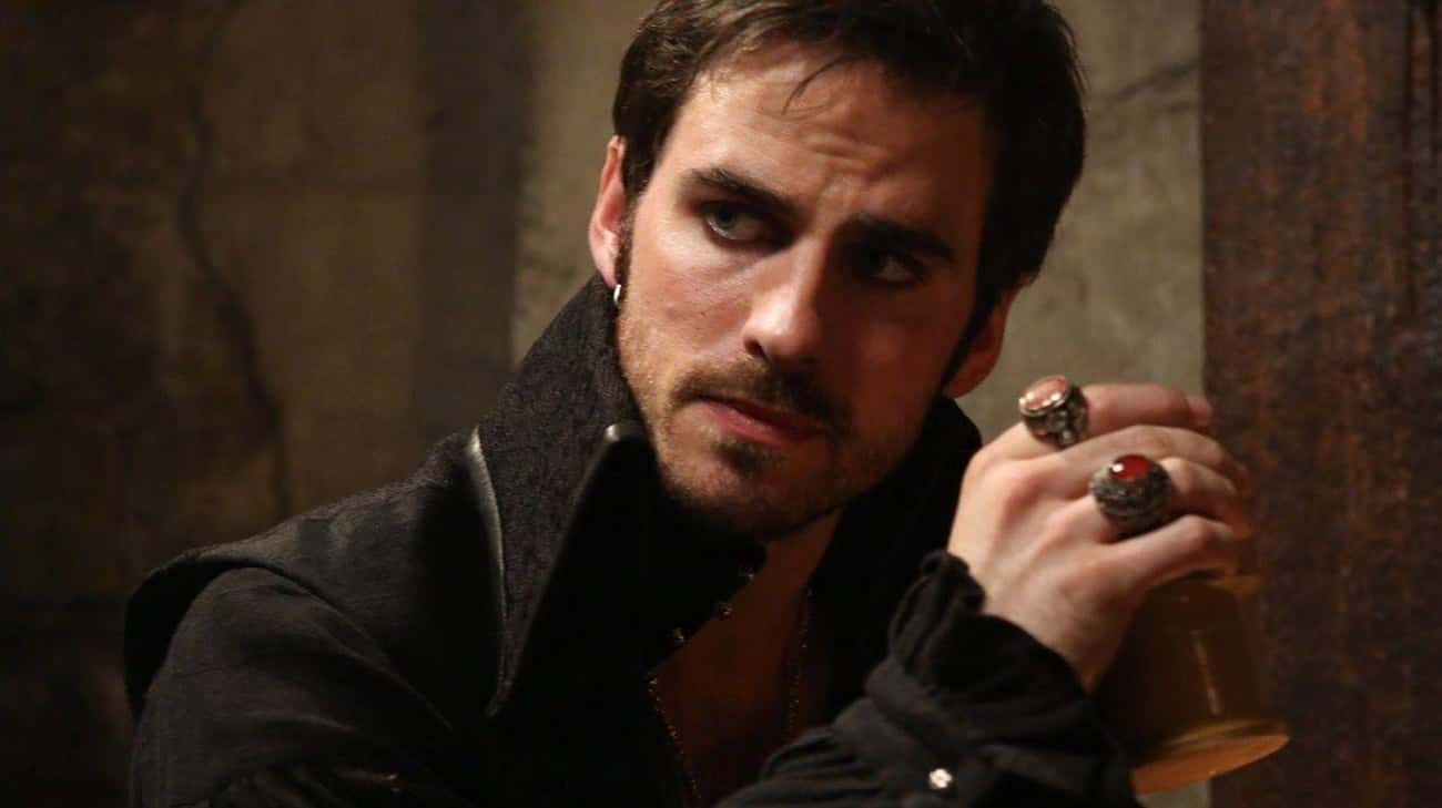 Colin O'Donoghue is listed (or ranked) 3 on the list 17 Actors Who Wore Guyliner For A Role: Who Did It Best?