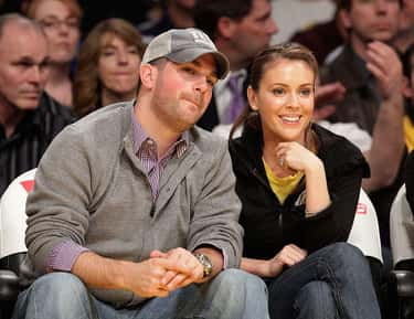 Dave Bugliari is listed (or ranked) 1 on the list Men Who Alyssa Milano Has Dated