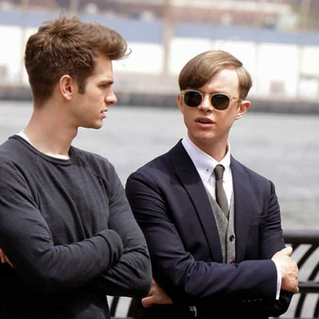 Dane DeHaan is listed (or ranked) 4 on the list The Best Actors Who Played Harry Osborn