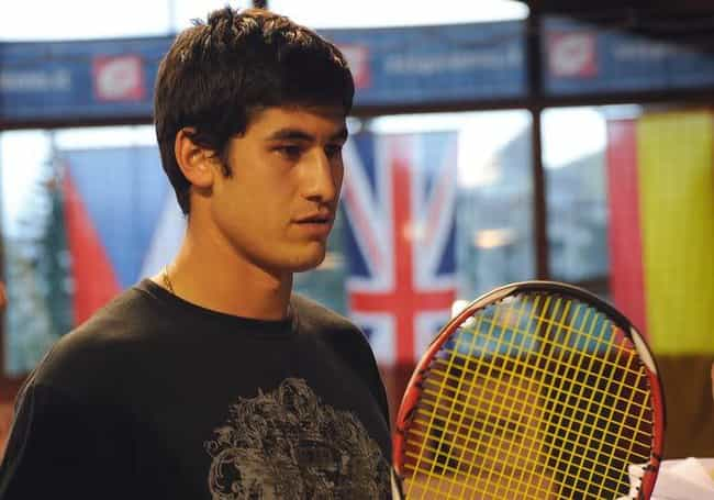 Farrukh Dustov is listed (or ranked) 3 on the list The Best Tennis Players from Uzbekistan