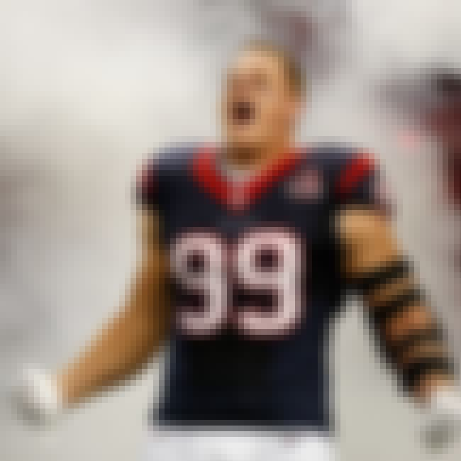 J. J. Watt is listed (or ranked) 7 on the list NFL Player Most Likely to Win The 2012 MVP
