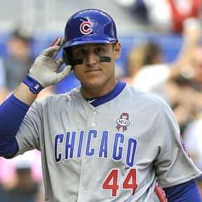 Anthony Rizzo is listed (or ranked) 8 on the list The Best Chicago Cubs Of All Time