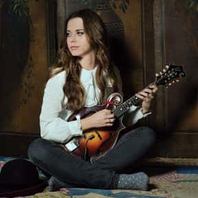 Sierra Hull is listed (or ranked) 24 on the list The Best Progressive Bluegrass Bands/Artists