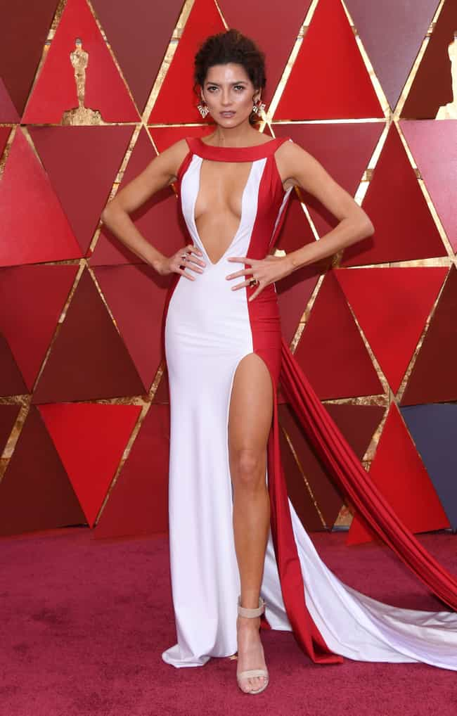 Blanca Rosa Blanco is listed (or ranked) 6 on the list Worst Dressed At The 2018 Academy Awards