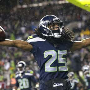 Richard Sherman is listed (or ranked) 9 on the list The Best Seattle Seahawks of All Time