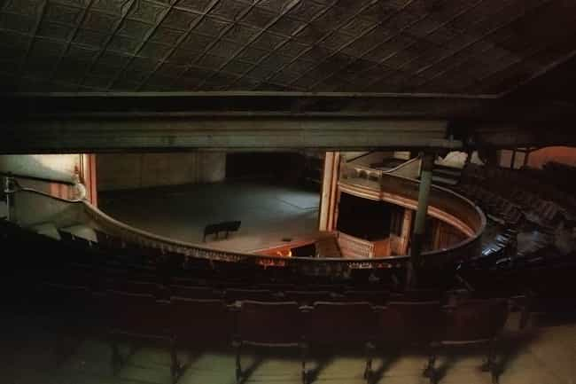 Sterling Opera House is listed (or ranked) 3 on the list Creepy Destinations You Should Visit If You Actually Want To Experience The Supernatural