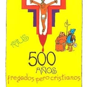 500 años fregados pero cristia is listed (or ranked) 2 on the list Famous Satire Books and Novels