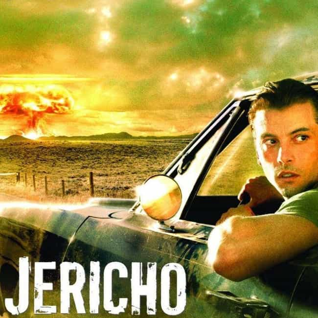 Jericho is listed (or ranked) 4 on the list Which Dystopian Show Is Most Predictive Of The Future Of The US?