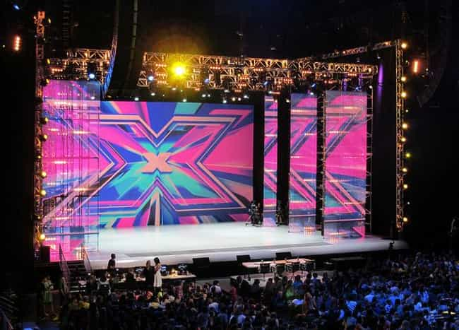 The X Factor (UK) is listed (or ranked) 1 on the list The Best MTV3 TV Shows