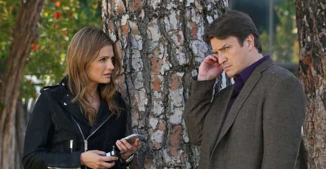 Castle is listed (or ranked) 8 on the list Behind The Scenes Feuds That Changed The Direction Of TV Shows