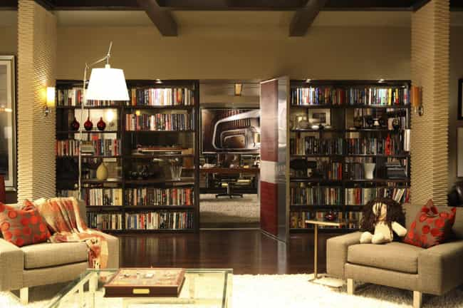 Castle is listed (or ranked) 2 on the list Stunning TV Apartments You'd Sell Your Soul For