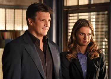 Two Of 'Castle''s  is listed (or ranked) 1 on the list A Guide to All the Behind-the-Scenes Drama on Your Favorite TV Shows