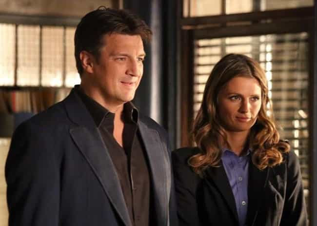 Castle is listed (or ranked) 1 on the list A Guide to All the Behind-the-Scenes Drama on Your Favorite TV Shows