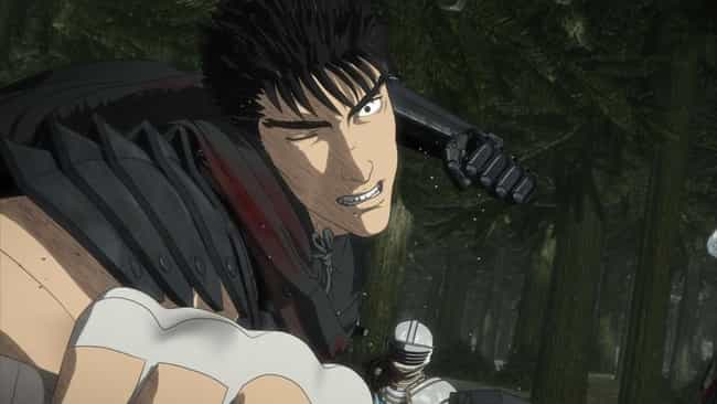 Berserk is listed (or ranked) 2 on the list The 13 Most Disappointing Anime of All Time