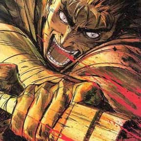 Berserk is listed (or ranked) 15 on the list The Best Adventure Manga of All Time