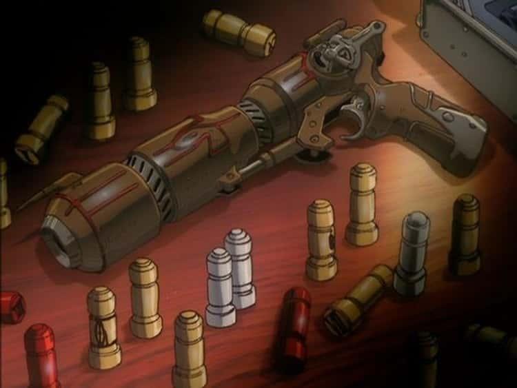 Caster Gun - 'Outlaw Star'