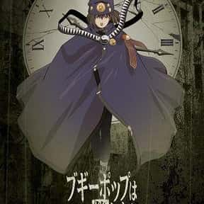 Boogiepop Phantom is listed (or ranked) 7 on the list The Best Anime Like Serial Experiments Lain