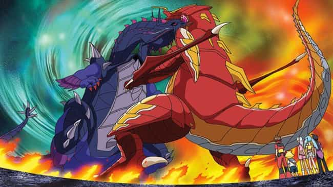 Bakugan Battle Brawlers ... is listed (or ranked) 2 on the list The 13 Best Anime Like Beyblade Burst
