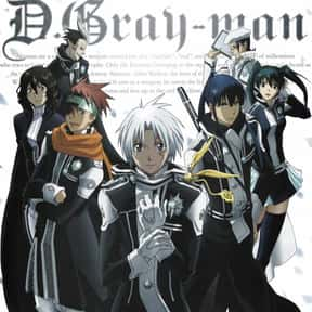 D. Gray Man is listed (or ranked) 4 on the list The Best Anime Like Soul Eater