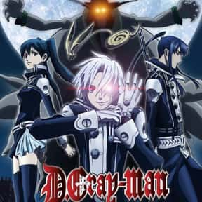 D.Gray-man is listed (or ranked) 4 on the list The Best Anime Like Pandora Hearts