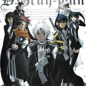 D. Gray Man is listed (or ranked) 21 on the list The Best Anime Like Bleach