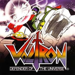 Voltron is listed (or ranked) 17 on the list The Very Best Anime for Kids