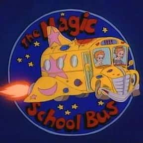 The Magic School Bus is listed (or ranked) 21 on the list The Greatest Cartoon Theme Songs of All Time