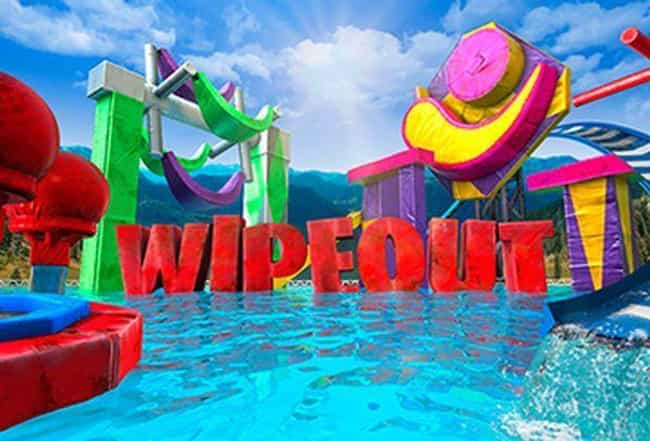 Wipeout is listed (or ranked) 8 on the list What to Watch If You Love 'Survivor'