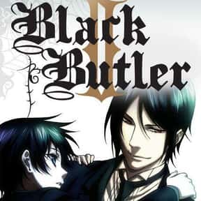 Black Butler is listed (or ranked) 14 on the list The Best Anime Streaming on Netflix