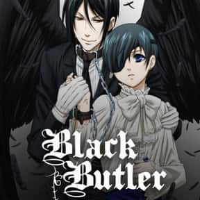 Black Butler is listed (or ranked) 24 on the list The 100+ Best Anime Streaming On Hulu