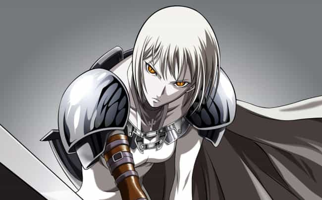 Claymore is listed (or ranked) 1 on the list The Best Anime Like Berserk