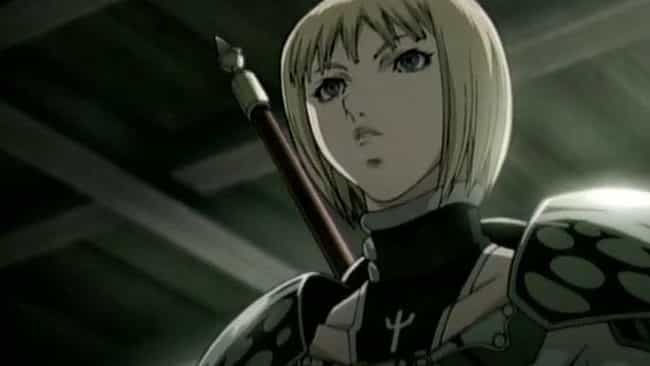 Claymore is listed (or ranked) 4 on the list 12 Times When Humans Were The Real Monsters In Anime