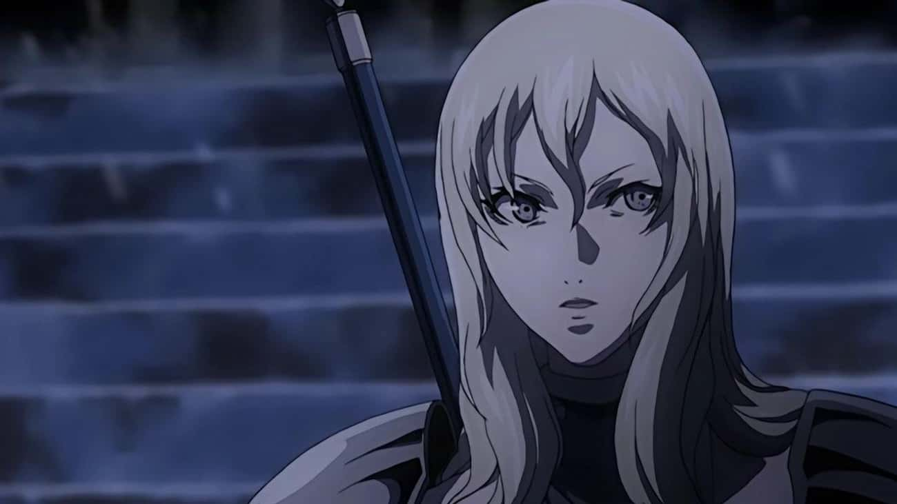 Claymore is listed (or ranked) 3 on the list The 20 Best Medieval Anime of All Time