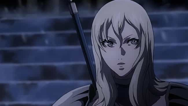 Claymore is listed (or ranked) 4 on the list The 20 Best Medieval Anime of All Time