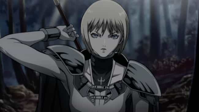 Claymore is listed (or ranked) 2 on the list 15 Anime Fans of Game of Thrones Will Enjoy