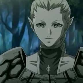 Claymore is listed (or ranked) 7 on the list The Best High Fantasy Anime