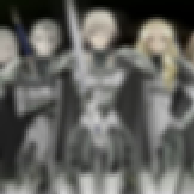 Claymore is listed (or ranked) 1 on the list 15 Anime With Strong Female Characters