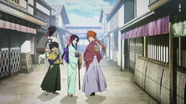 Rurouni Kenshin is listed (or ranked) 2 on the list 12 Anime That Deserve To Be Rebooted