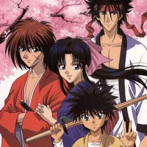 Rurouni Kenshin is listed (or ranked) 18 on the list The Best Adventure Anime of All Time