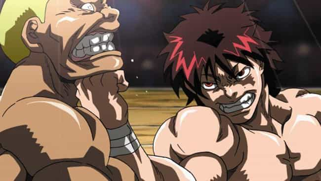 Baki the Grappler is listed (or ranked) 4 on the list The 13 Best Anime Like Fist of the North Star