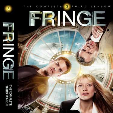 Fringe - Season 3 is listed (or ranked) 1 on the list The Best Seasons of Fringe