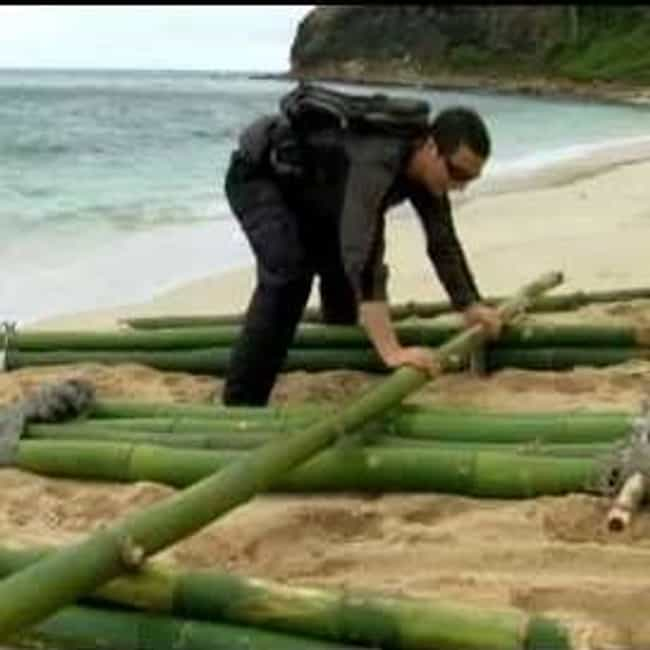 Pacific Island is listed (or ranked) 4 on the list The Best Man Vs. Wild Episodes